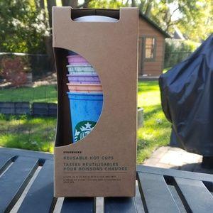 Starbucks Summer 2019 Reusable Hot Cups